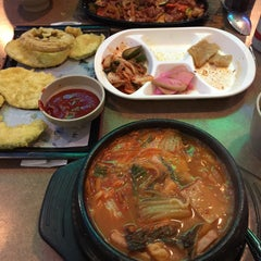 Photo taken at Arang Restaurant by Anthony on 9/27/2015