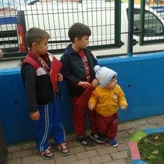 Photo taken at Remzi Zümrüt İlk Öğretim Okulu by Refiye A. on 11/6/2015