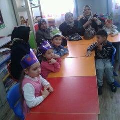 Photo taken at Remzi Zümrüt İlk Öğretim Okulu by Refiye A. on 12/23/2015