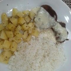 Photo taken at Odorico Restaurante by Jaqueline B. on 3/7/2013
