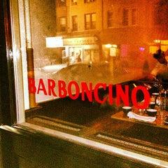 Photo taken at Barboncino by Robert B. on 5/13/2013