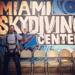 Photo taken at Miami Skydiving Center by Alejandro L. on 8/19/2015