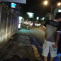 Photo taken at Jalan RW Monginsidi by terry on 4/3/2013