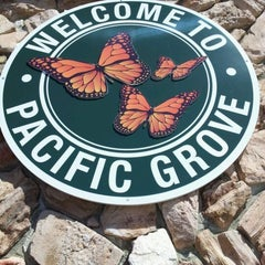 Photo taken at Pacific Grove Tourist Information Center by Nina Gayle K. on 6/9/2012