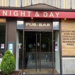 Photo taken at Night & Day Bar by Roman L. on 6/28/2013