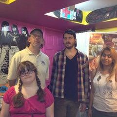 Photo taken at Smash Records by Debra R. on 8/21/2013