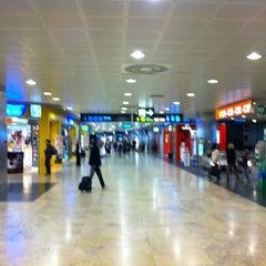 Photo taken at Terminal 1 by Paco C. on 10/19/2012