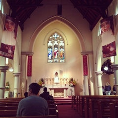 Photo taken at St Mary Mackillop Memorial Church by Kathleen M. on 8/8/2014