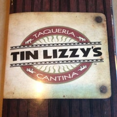 Photo taken at Tin Lizzy's Cantina by Daniel H. on 5/25/2013