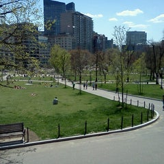 Photo taken at Boston Common by Judge L. on 4/28/2013