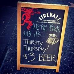 Photo taken at Dillon's Irish Pub & Grill by Jonathan B. on 3/28/2014