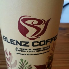 Photo taken at Blenz Coffee by @Moni_Assi F. on 2/21/2015