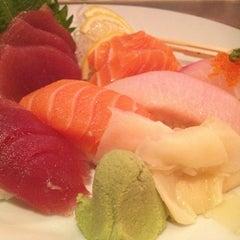 Photo taken at Sushi Toni by Nancy W. on 3/14/2014