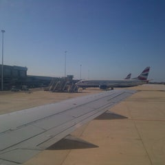 Photo taken at Port Elizabeth International Airport (PLZ) by zanele v. on 7/10/2013