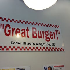 Photo taken at Five Guys by Blanco O. on 10/26/2012