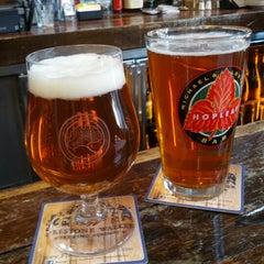 Photo taken at Hopleaf Bar by Ashley W. on 3/21/2013