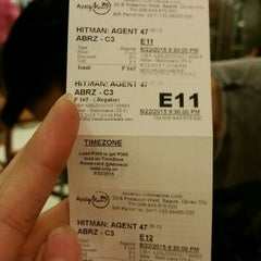 Photo taken at Cinema 3 by Aura S. on 8/23/2015