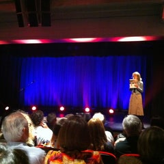 Photo taken at Carriage House Theater by Gordon G. on 10/8/2012