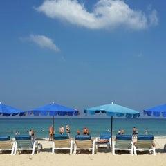 Photo taken at Karon Beach Resort & Spa by Luis C. on 1/12/2014