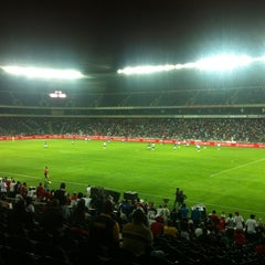 Photo taken at Orlando Stadium by Chad K. on 2/13/2013