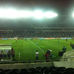 Photo taken at Orlando Stadium by Chad K. on 7/20/2013