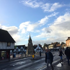 Photo taken at Stratford-upon-Avon by Adèle A. on 12/9/2015