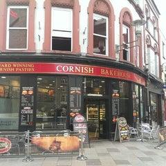 Photo taken at Cornish Bakehouse by Nick T. on 12/14/2013