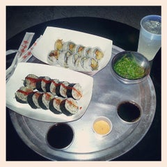 Photo taken at Rollbotto Sushi by J. Prentice P. on 5/25/2013