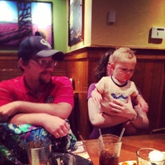 Photo taken at Outback Steakhouse by Carrie G. on 6/29/2014