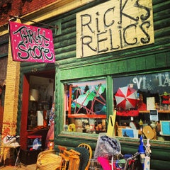 Photo taken at Rick's Relics by Taylor C. on 8/18/2013