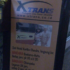 Photo taken at X-Trans by Agus D. on 11/11/2012