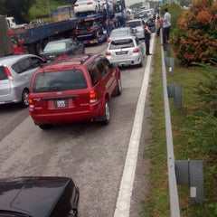 Photo taken at Plaza Tol Bukit Jelutong by R2-D2 on 11/20/2015