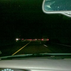 Photo taken at NJ Route 18 by Christopher F. on 12/6/2012