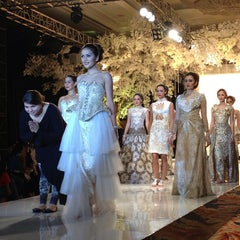 Photo taken at Shangri-La Hotel, Jakarta by Felicia S. on 3/24/2013