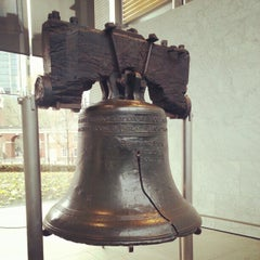 Photo taken at Liberty Bell Center by Tara d. on 12/5/2012