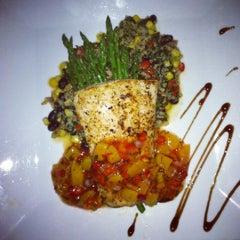 Photo taken at Saquella Cafe by Katelyn C. on 10/6/2012