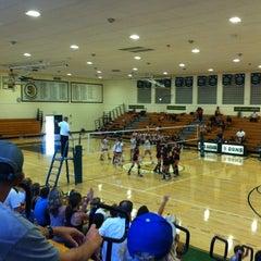 Photo taken at Santa Barbara High School by Jill W. on 9/18/2014