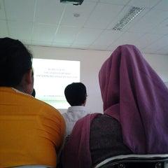 Photo taken at Fak. Kedokteran, Kampus III Unswagati by laraschantika on 9/19/2012