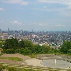 Photo taken at 旭山記念公園 by jjtama on 6/24/2013