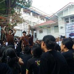 Photo taken at Suandusit University Ranong2 by Looknam S. on 9/26/2015