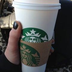 Photo taken at Starbucks by Ava R. on 2/7/2013