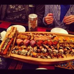 Photo taken at Sakura Japanese Restaurant by Stephen B. on 12/9/2012