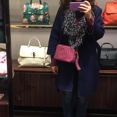 Photo taken at Gucci by Masha P. on 11/3/2015