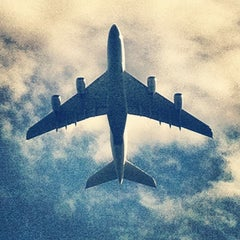 Photo taken at George Bush Intercontinental Airport (IAH) by Get S. on 5/11/2013