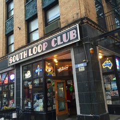 Photo taken at South Loop Club by Jesse B. on 7/16/2015