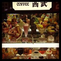 Photo taken at 珈琲 西武 by aninininini on 2/1/2013