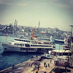 Photo taken at Karaköy Liman Lokantası by Hakan K. on 3/30/2013