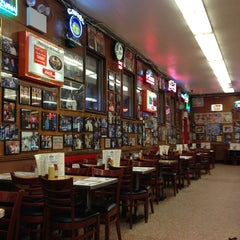 Photo taken at Katz's Delicatessen by Marketa on 3/2/2013