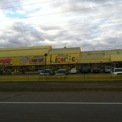 Photo taken at Minnesota's Largest Candy Store by Lynette K. on 10/9/2012