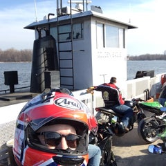 Photo taken at Golden Eagle Ferry by Edward on 3/8/2015
